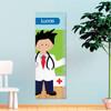 Doctor'S Boy Visit Kids Growth Chart