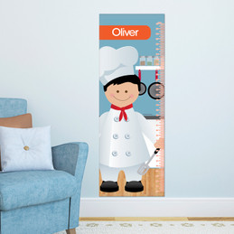 A Chef'S Taste Kids Growth Chart