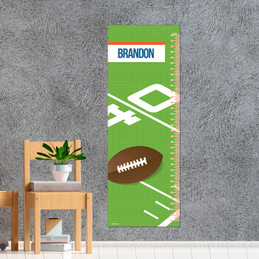 Football Fan Growth Chart