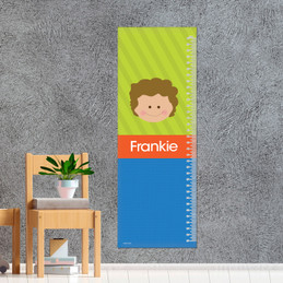 Just Like Me Boy - Green Growth Chart