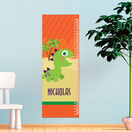 Baby Dinosaur Growth Chart