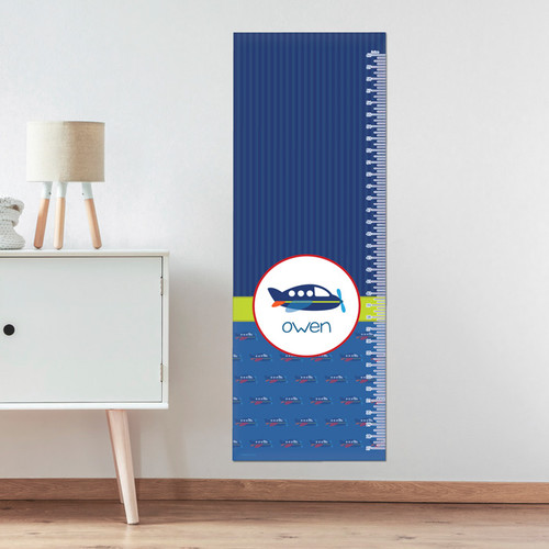 Airplane Ride Pattern Growth Chart