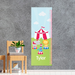 Fun Circus Growth Chart
