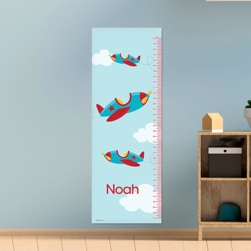 Fly Little Plane Growth Chart