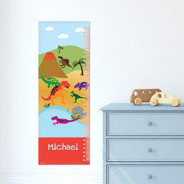 Dinosaur In The Jungle Growth Chart