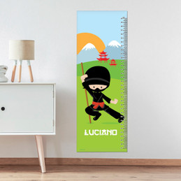 Cool Super Ninja Growth Chart