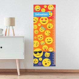 Boy Emojis Growth Chart