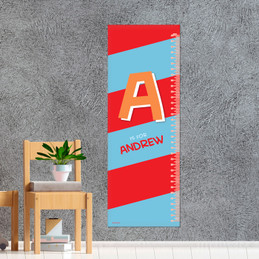 Brilliant Initial - Red Growth Chart