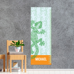 Climbing Gecko Growth Chart