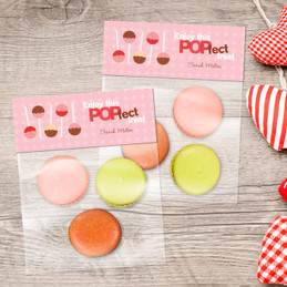 Popfect Birthday Lollipop Treat Bags