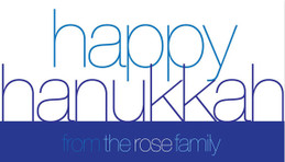 Happy Hanukkah To You Hanukkah Calling Card