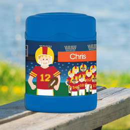 Touchdown Thermos Food Jar