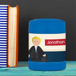 Legally Correct Boy Thermos Food Jar