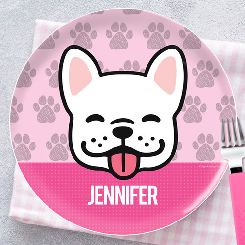 Fun & Cute Dog - Pink