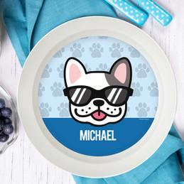 Fun & Cute Dog - Blue