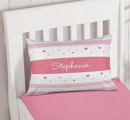 Cute Tulips Pillowcase Cover