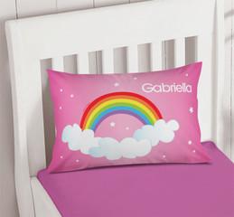 Dreamy Rainbow Pillowcase Cover