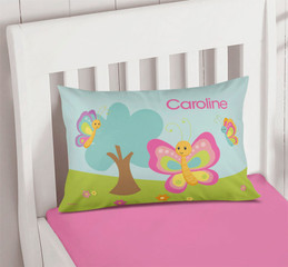 Cute And Sweet Butterfly Pillowcase Cover