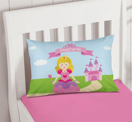 Sweet Little Princess Pillowcase Cover