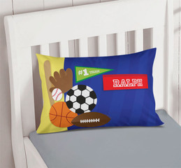 My Love For Sports Pillowcase Cover