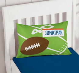 Football Fan Pillowcase Cover