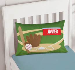 Baseball Fan Pillowcase Cover