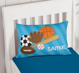 Sports Fan Pillowcase Cover
