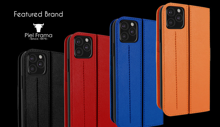 Featured Brand - Piel Frama Cases