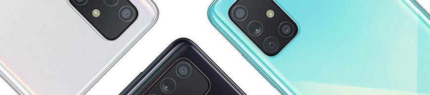 Samsung Galaxy A71 Cases