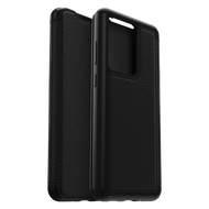 Otterbox - Strada Case for Samsung Galaxy S20 Ultra - Shadow