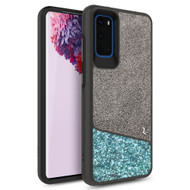 ZIZO DIVISION Series Galaxy S20 Case - Black & Mint DVS-SAMGS1162-BKMT