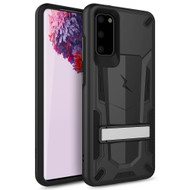 ZIZO TRANSFORM Series Galaxy S20 Case - Black & Black TFM-SAMGS1162-BKBK