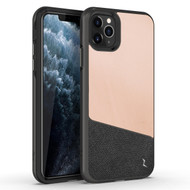ZIZO DIVISION Series iPhone 11 Pro Case - Military-grade ProtectION with Heavy-duty Shock AbsorbtION - Designed for Apple iPhone 5.8 - Saffiano Blush DVS-IPH58-SFBL