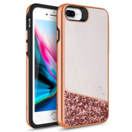 ZIZO DIVISION Series iPhone 8 Plus  iPhone 7 Plus, iPhone 6s Plus Case - Sleek Heavy-duty ProtectION in Modern Design Dual Layer Shock AbsorbtION 12 ft Drop ProtectION Magentic Plate - WANDERLUST DVS-IPH7PLUS-WDL