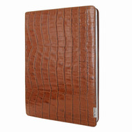 "Piel Frama 843 Brown Crocodile FramaSlim Leather Case for Apple iPad Pro 12.9"" (2020)"