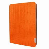 "Piel Frama 843 Orange Crocodile FramaSlim Leather Case for Apple iPad Pro 12.9"" (2020)"