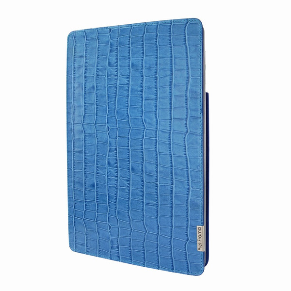 "Piel Frama 824 Blue Crocodile FramaSlim Leather Case for Apple iPad Air (2019) / iPad 10.2"" (2019)"