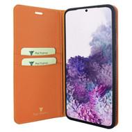 Piel Frama 845 Orange FramaSlimCards Leather Case for Samsung Galaxy S20