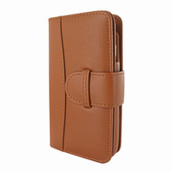 Piel Frama 717 Tan WalletMagnum Leather Case for Apple iPhone 6 Plus / 6S Plus
