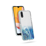 ZIZO DIVINE Series for Galaxy A01 Case - Thin Protective Cover - Arctic DIN-SAMGA01-ARC