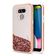 ZIZO DIVISION Series for LG Fortune 3 Case - Sleek Modern Protection - Wanderlust DVS-LGFT3-WDL