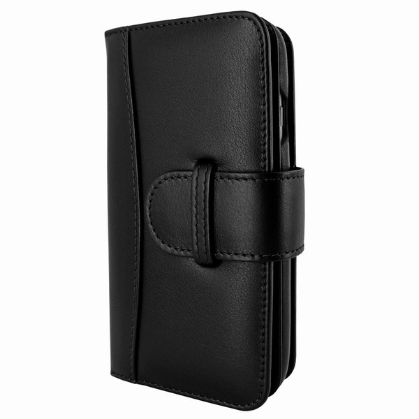 Piel Frama 764 Black WalletMagnum Leather Case for Apple iPhone 7 / 8