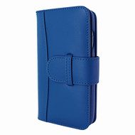 Piel Frama 764 Blue WalletMagnum Leather Case for Apple iPhone 7 / 8