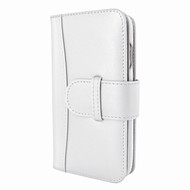 Piel Frama 764 White WalletMagnum Leather Case for Apple iPhone 7 / 8