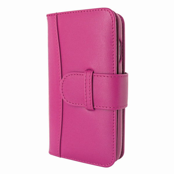 Piel Frama 769 Pink WalletMagnum Leather Case for Apple iPhone 7 Plus / 8 Plus