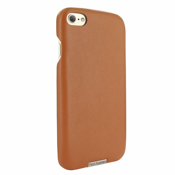 Piel Frama 763 Tan FramaSlimGrip Leather Case for Apple iPhone 7 / 8