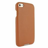 Piel Frama 763 Tan FramaSlimGrip Leather Case for Apple iPhone 7 / 8