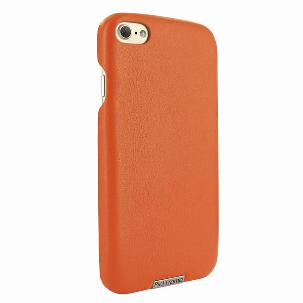 Piel Frama 763 Orange FramaSlimGrip Leather Case for Apple iPhone 7 / 8