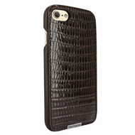 Piel Frama 763 Brown Lizard FramaSlimGrip Leather Case for Apple iPhone 7 / 8