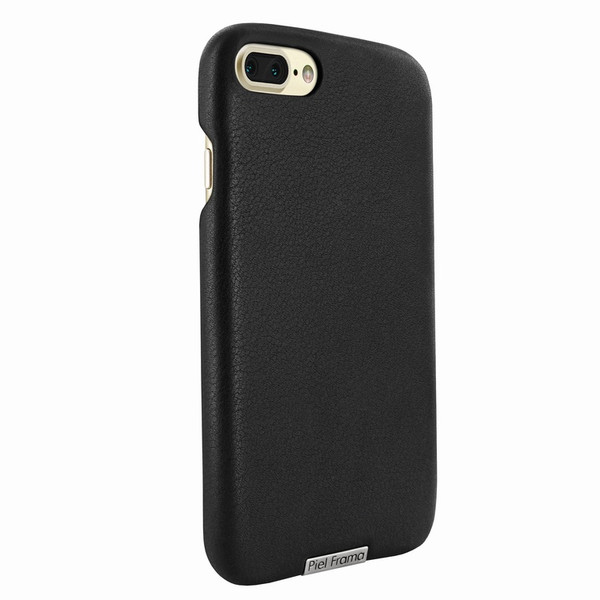 Piel Frama 768 Black FramaSlimGrip Leather Case for Apple iPhone 7 Plus / 8 Plus